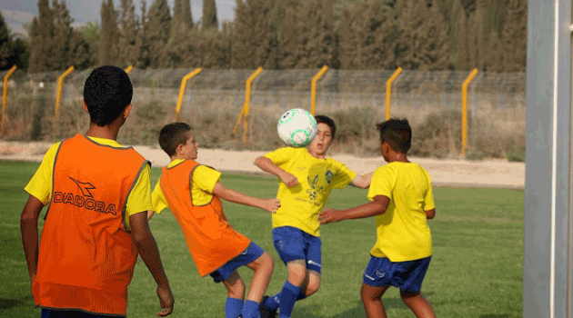 Soccer for Peace – Bringing Children Together Amidst Conflict