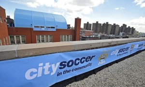 "Manchester City's ""City in the Community"""