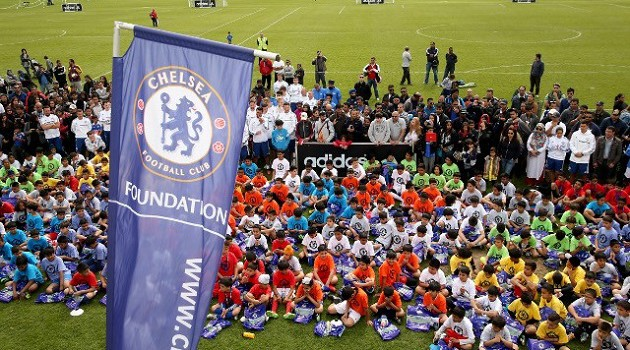 "Chelsea FC's ""Chelsea Foundation"""