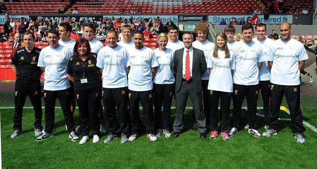 "Liverpool's ""Liverpool FC Foundation"""